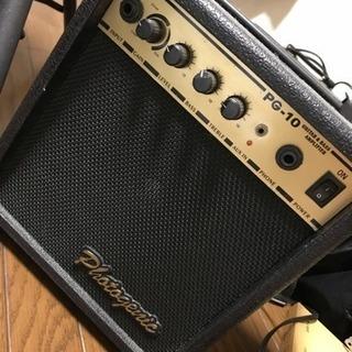 ギター&ベース用 アンプ