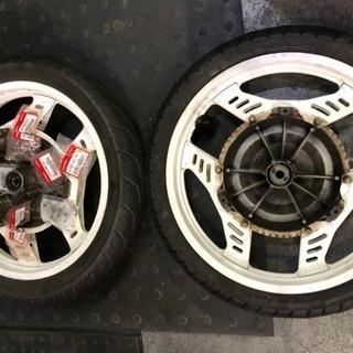 CBX ホイール 前後タイヤ付き