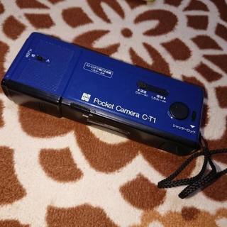 ナショナル national 松下電器 レトロカメラ C-T1