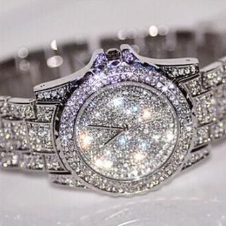 新品 送料込み 男女兼用☆ラグジュアリー☆BLING BLING腕時計