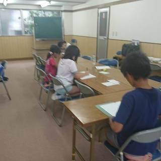 【幼児から小学生までを指導】櫻井書道教室_平和島教室