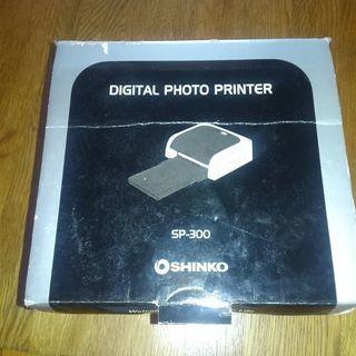 デジタルフォトプリンター未使用品!あげます