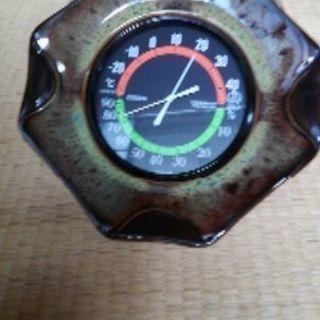 シチズン温度湿度計