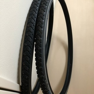 クロスバイク等に スパイクタイヤ700×30C 2本セット