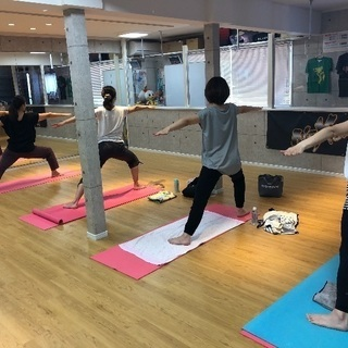 石神井中学校すぐ! yogalifeゆるり ヨガ教室