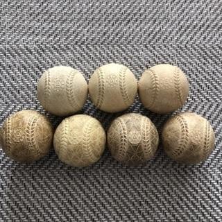 野球 軟式ボール A球 7個