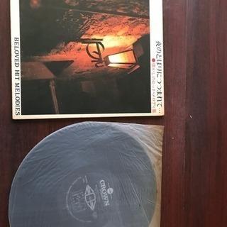 【ネット決済・配送可】LP レコード 「夜のとばりにつつまれて/...