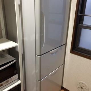 日立 冷蔵庫 ライトグレー