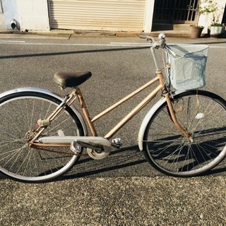 27インチ 自転車の画像