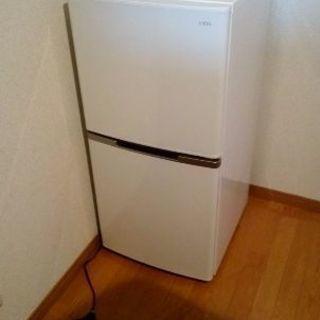 冷蔵庫【未使用】電源確認のみ