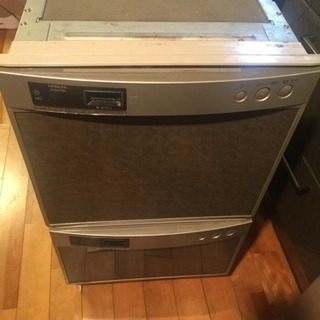0円 食洗機 ダブル二段タイプ ビルトイン