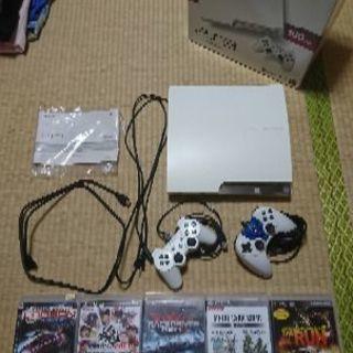 PlayStation3 160GB ソフト付 完品