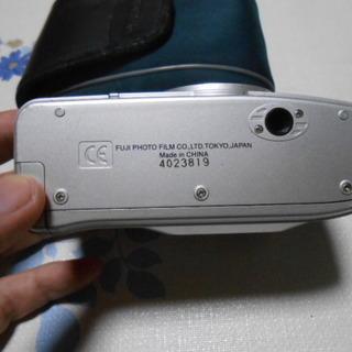 フジ SUPER 1200 フィルムカメラ - 家電