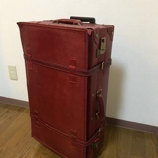 トランク(スーツケース)赤