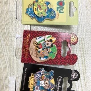 Aulani Disney アウラニディズニー ピンズ三種