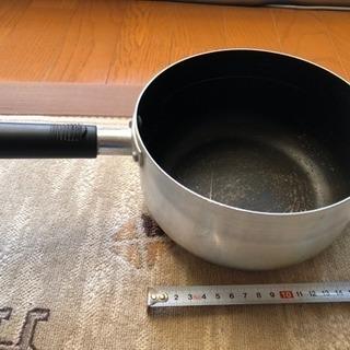 【差し上げます】18㎝片手鍋