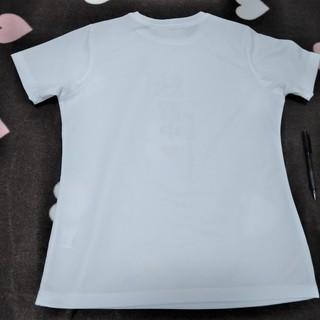 ★★美品!!Mサイズ「MIZUNO(ミズノ)」スポーツ練習時に・速乾ドライ生地の白Tシャツ★★ - 萩市