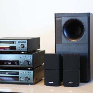 BOSE AMS 2.1ch オーディオセット/アンプRA-15...