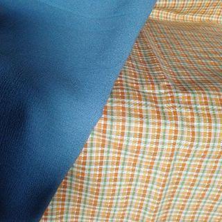 ①裁縫 布【ムベの毛糸玉】