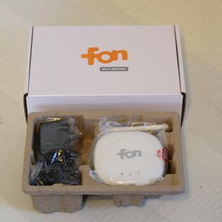 FON Wi-Fiルーター 未使用の画像