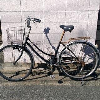 26インチ 中古自転車(ママチャリ・変速機付)