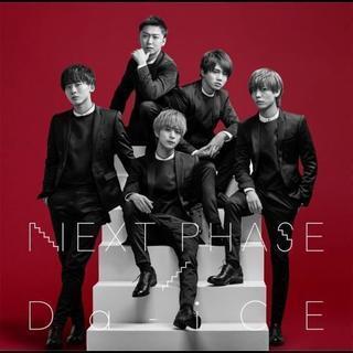 Da‐iCE アルバム NEXT PHASE