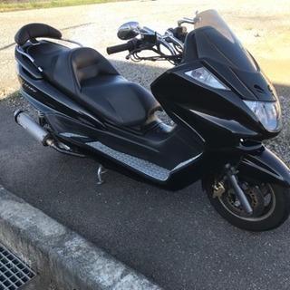 取り込み中…ヤマハ マジェスティ 250cc