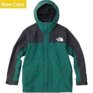 ノースフェイス マウンテンライトジャケット(ボタニカルガーデングリーン)Sサイズ - 服/ファッション