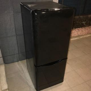 2015年製 DAEWOO2ドア冷蔵庫150L DR-B15DB