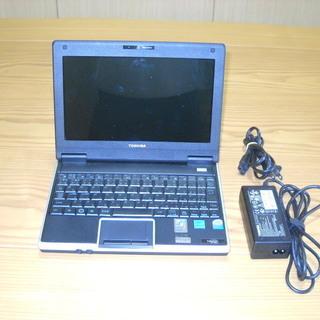 東芝 ミニノートパソコン PANB100HNL