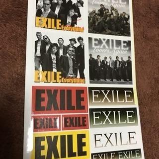 EXILE 2007年 ステッカー