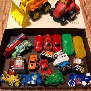 男の子用おもちゃ 車 プルバック ミニカー