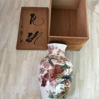 花瓶  明陶