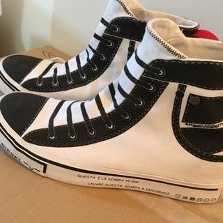 ディーゼルの靴