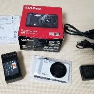 ジャンク CASIO EXILIM デジカメ EX–ZR200 ...