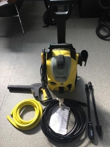 ケルヒャー 高圧 洗浄 機 サイレント