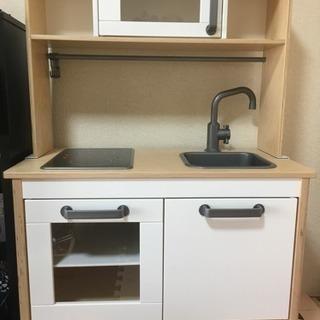 IKEAのキッチンの画像