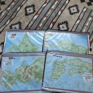 日本地図 パズル  アポロ社 ケース付き