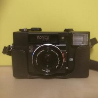 【交渉可】コニカ C35 フィルムカメラ ジャンク