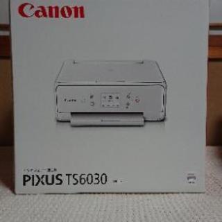 Canonプリンター PIXUS TS6030