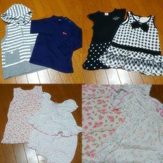 1月いっぱい100円SALE!90cm-100cm子供服