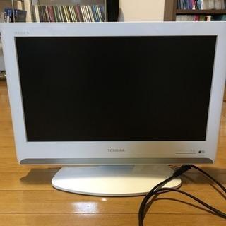 テレビ 19インチ 2010年購入