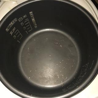 象印の炊飯器 - 家電