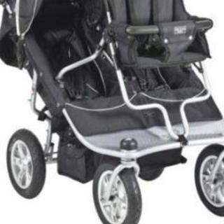 valco baby  バルコベビー三人乗り+ヒッチハイカー - 売ります・あげます
