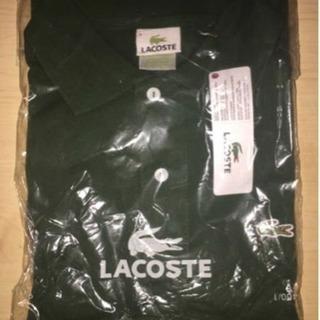 新品 LACOSTE ラコステ♪ポロシャツ Tシャツ