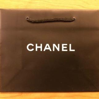 CHANEL ショップバッグ 紙袋 2枚セット