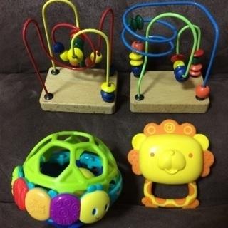 300円✩°。⋆知育玩具4点セット