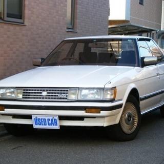 ネオクラシカル 昭和62年 トヨタマークII GX71