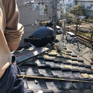 屋根の修繕、波板の張り替え、致します。(必ず職人同行) − 大阪府