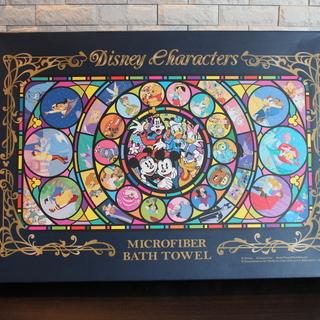 【非売品】ディズニー Disney マイクロファイバー バスタオ...